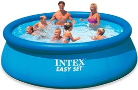 Бассейн надувной INTEX Easy Set 396х84 см, арт.28143