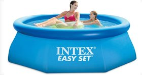 Бассейн надувной INTEX Easy Set 244х76 см, арт.28110